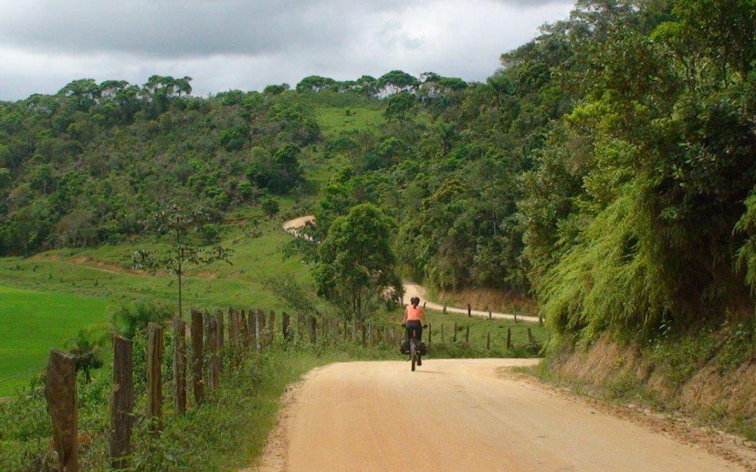 Cicloturismo em Camboriú